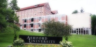 ashford university campus