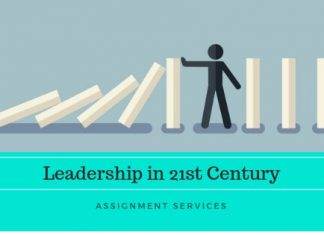 Assignment services for Leadership in 21st Century